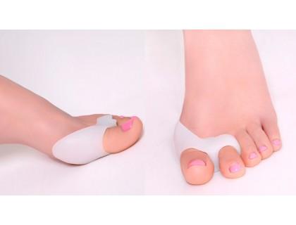 Силиконовые протекторы для пальцев стопы