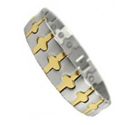 Составной браслет с магнитами STB-0227SG